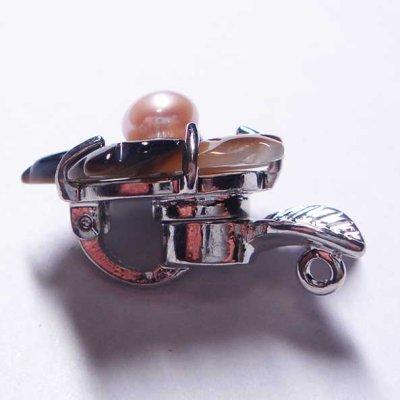 画像3: ブラックシェルマグネットショートナー