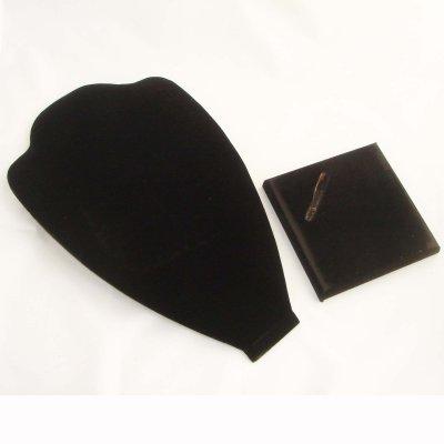 画像4: 組み立て式 トルソー ブラック (Lサイズ)