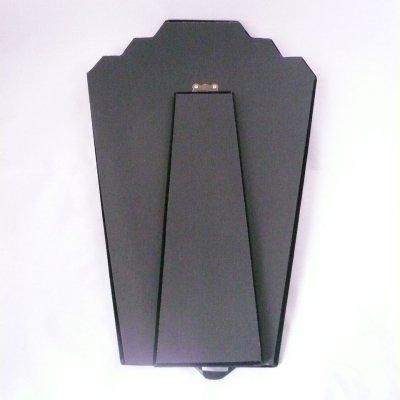 画像3: 折りたたみトルソー(段差付) ブラック