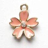 桜のチャーム ピンク